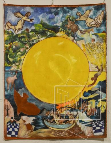 tekoaphotos,cantique,frère soleil,michel,fischer,saint,françois,anges,basa,biennale d'art sacré actuel,2013,fragilités,lyon