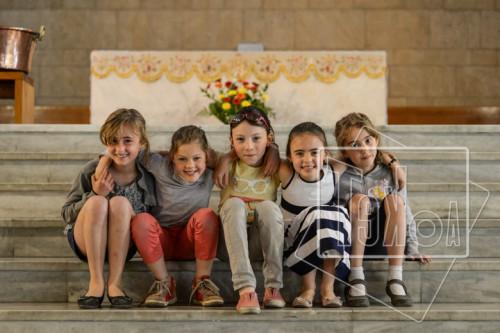 """tekoaphotos,enfants,catéchisme,église de l""""annonciation,vaise,lyon"""