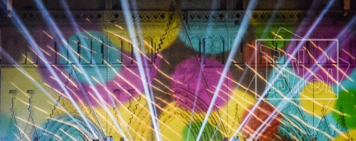 tekoaphotos,cathédrale,saint,jean,anges,façade,illuminations,2013,fêtes des lumières,lyon