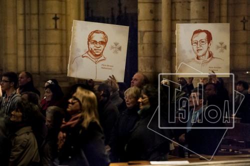 tekoaphotos,nuit des témoins,aed,lyon,cathédrale,saint jean,martyrs,aujourd'hui