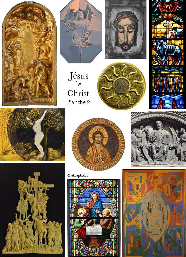 tekoaphotos, jésus, christ